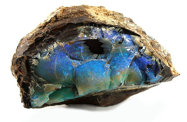 Opale Azzurro La Cristalloterapia