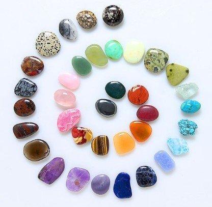 Cristalloterapia la cristalloterapia - Propiedades piedras naturales ...